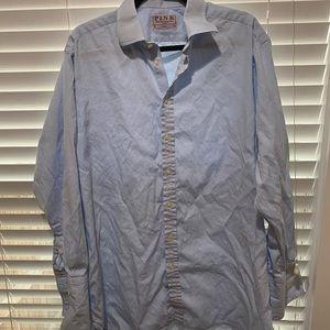 Thomas Pink French Cuff Shirt - Size 17/34
